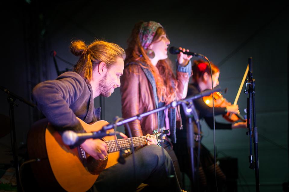 Foto von Band The Penrose Trio live